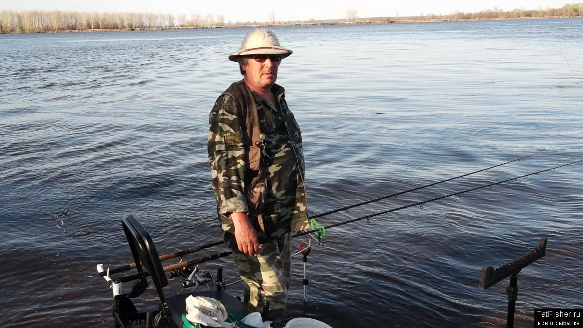 рыбалка в мае в олонце