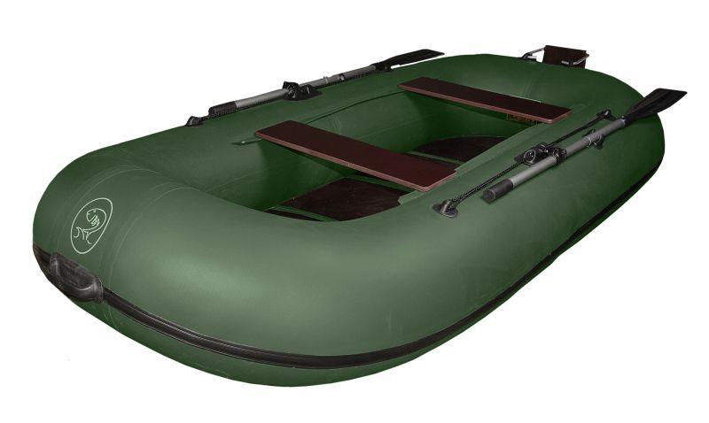 лодка пвх компакт-300 гребная с-пб без транца