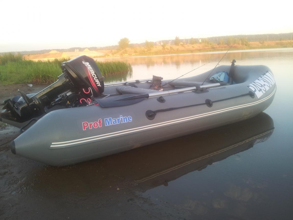 лодка альфина 360