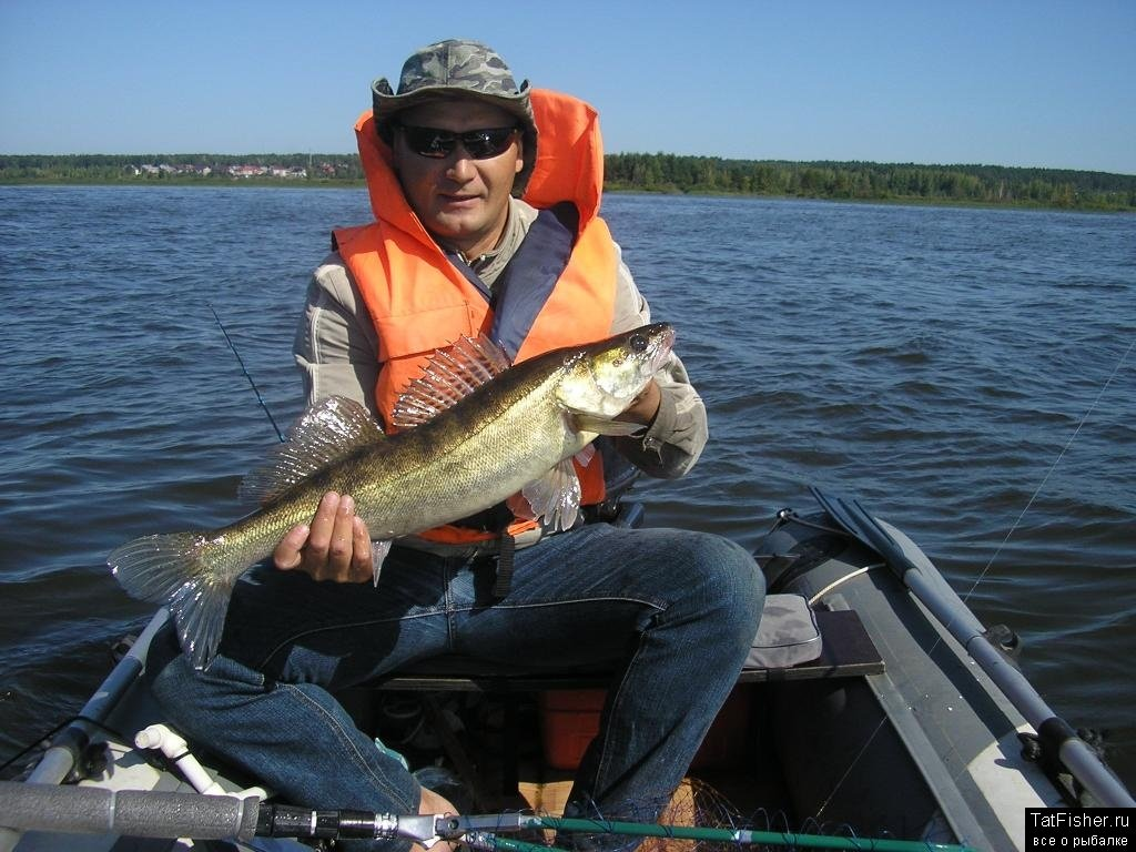 рыбака в сентябре